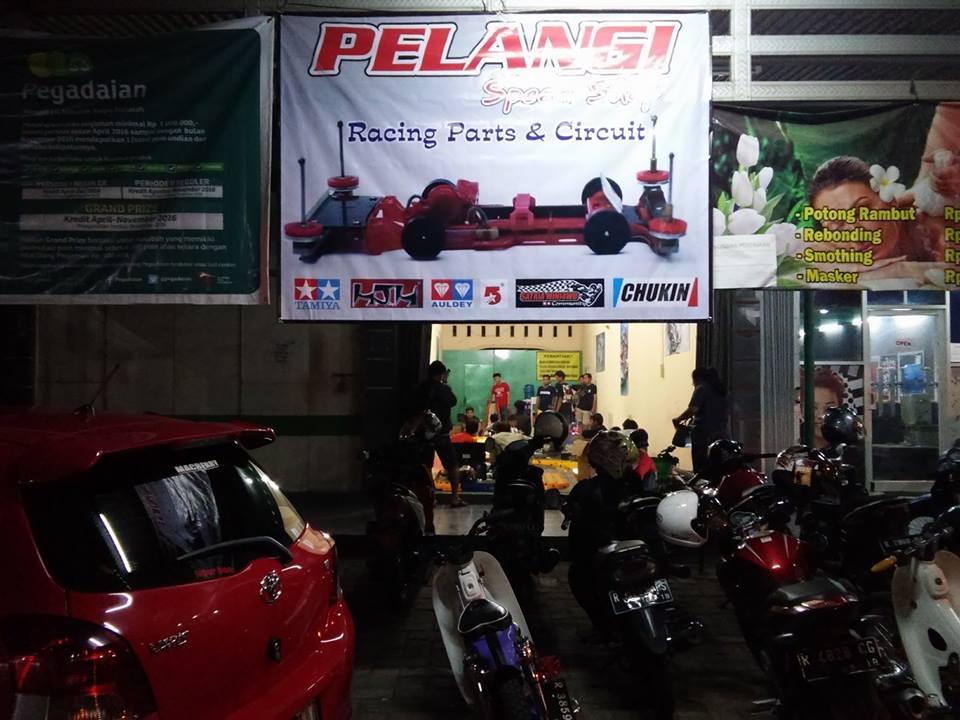 Pelangi speed shop