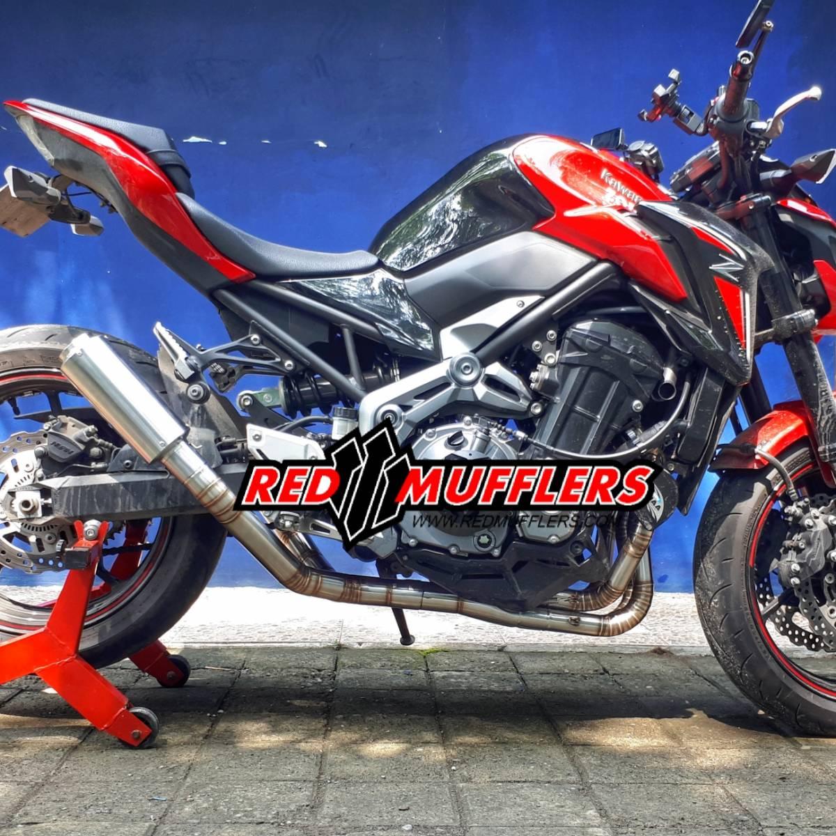 Mufflers For Sale >> Knalpot Kawasaki Z900 Double Mufflers